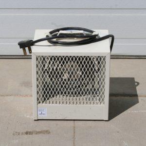 12_ Square Heater