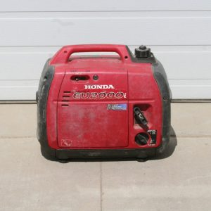 2,000 Series Generator - #1