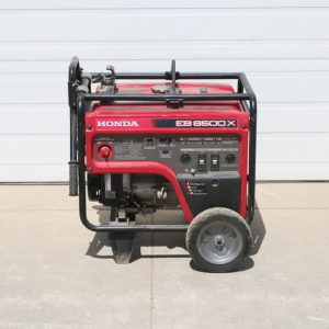 6,500 Series Generator - #1