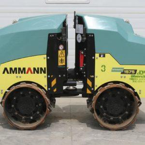 Ammann Rammax Trench Roller - Side