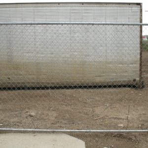 Chain Link Fence Panels - #1