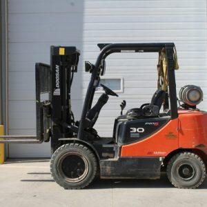 Doosan Forklift G-30