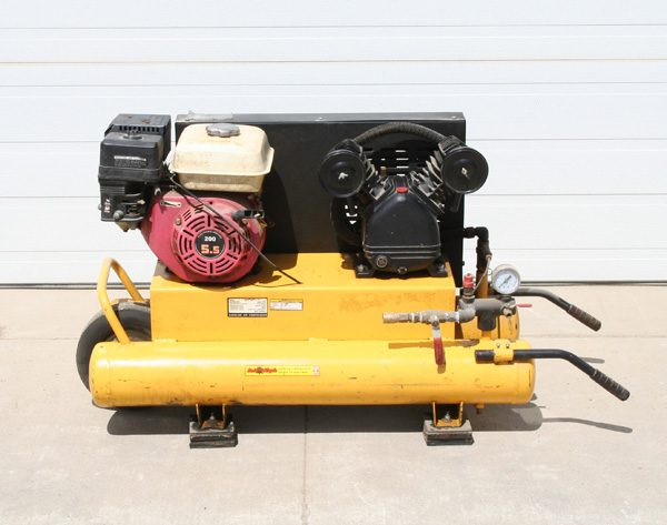 Red Maple Portable Air Compressor
