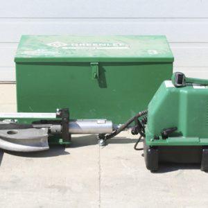 2_ Greenlee Hydraulic EMT Bender