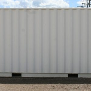 8' High Storage Container - #1