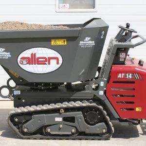 Allen Dump Buggy