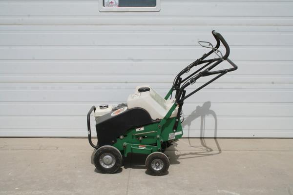 Billy Goat Lawn Aerator - #1