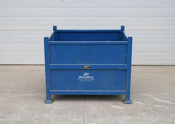 Crate Storage Container