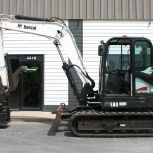 Excavator Attachment PCF 64 Plate Tamper - #1