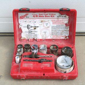 Hole Saw Kit
