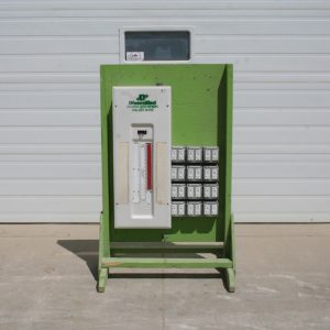 Indoor Temporary Power Panel - #1