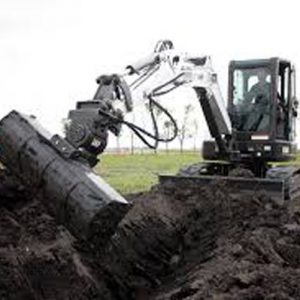 Mini Excavator Hydra Tilt For Buckets