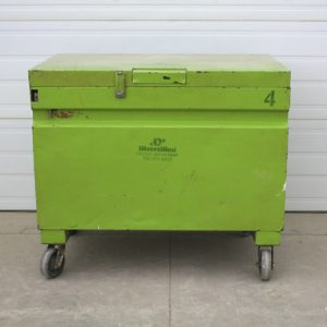 Steel Portable Storage Container - #1
